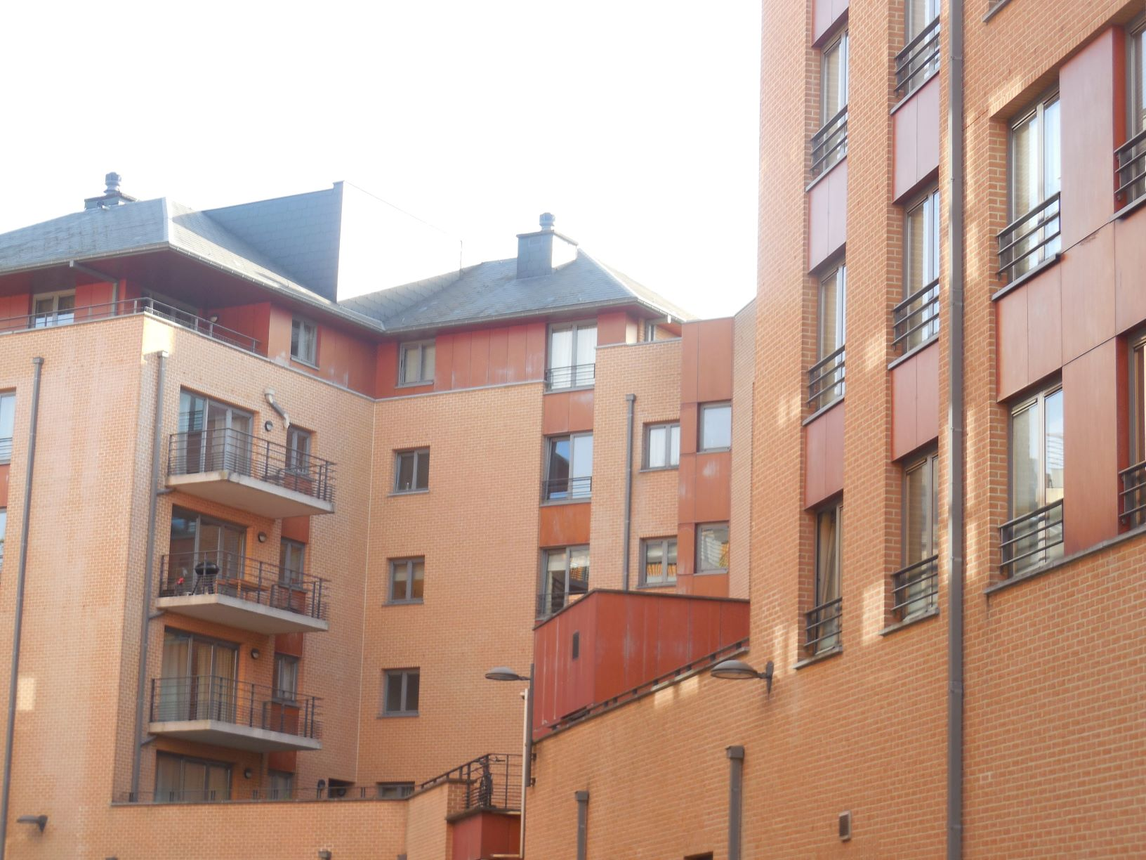 rue Charlemagne LLN